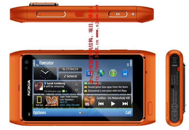 1、本套教程以仿诺基亚N8直板手机3.2(真TP纯平触摸手机)作为题材,以Proe全程建模方式(不陋任何细节,包括所有骨位,与开模图相同)绘制完整款机,期间会重点讲解用Proe画手机的画图技巧及参照关系掌控,整款手机中的每个结构尺寸都有讲解。 2、讲解智能手机与功能手机的区别,电容屏结构设计要点,模内注塑钢片支架设计要点,整体电池盖设计要点。 3、本教程还包括的内容有:Proe自动输出BOM表,Proe生成爆炸图,输出工程图标准,干涉检查,结构评审,Proe2001建模视频,Proe2001基础应用视频教