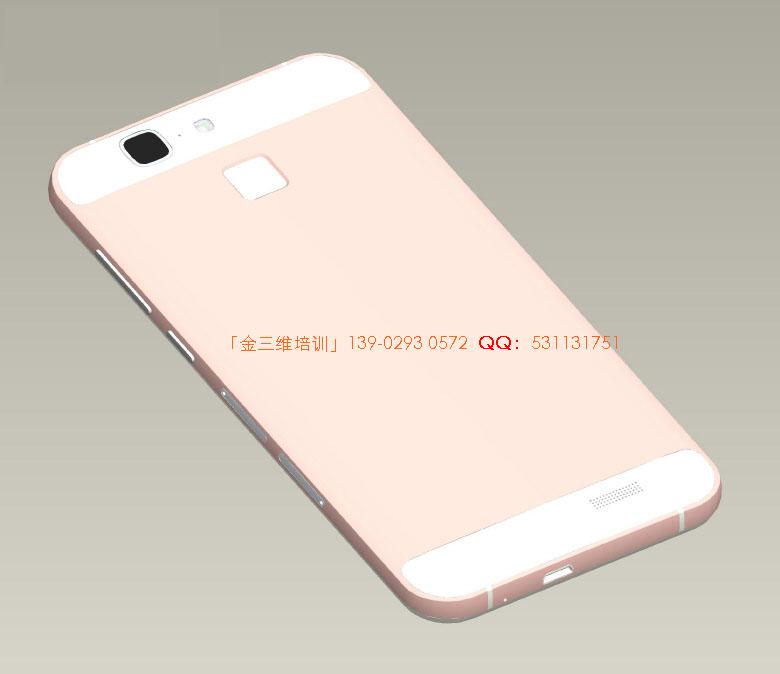 智能手机结构设计,金属智能手机结构设计,深圳手机设计公司