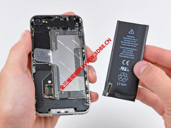 Step 1 在拆解之前,我们还是先介绍下iPhone 4的基本配置和功能。  - 玻璃和不锈钢机身,宽度和厚度分别比iPhone 3GS减少3.5mm和3mm - 除了经典的黑色,还有白色款可选 - 采用Retina显示屏,像素密度是iPhone 3GS的两倍 - 内装iOS 4系统,支持多任务 - 具备两个摄像头,一个是500万像素的后置摄像头,另一个是VGA前置摄像头 Step 2  - iPhone 4的设计与过去的铝制和塑料材质的iPhone完全不同 - 四周的不锈钢边框不仅起到固定的作用,还有