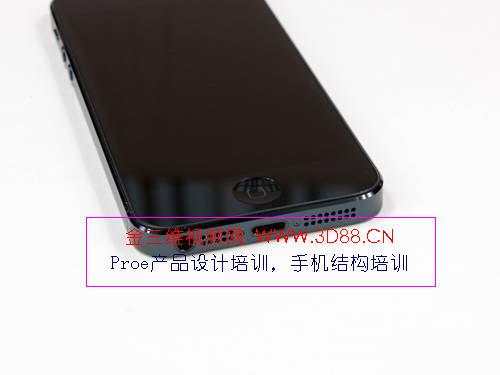苹果5拆机图Iphone5高清拆机图赏苹果5拆机图解
