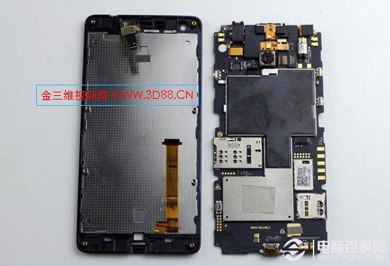 接下来我们再来通过Nubia Z5 Mini拆解,来看看详细看看这款手机的做工如何,详情如下:  Nubia Z5 Mini拆机图解:看努比亚Z5 Mini做工怎么样 努比亚Z5 mini采用可拆卸后盖设计,这对我们整机的拆解带来了不小的便利。打开后盖之后,我们可以看到,该机是采用八枚常见的六角螺丝,左右两边各四个,我们此次拆机就从这八枚螺丝开始。  拆机第一步,拧开八枚六角螺丝  Nubia Z5 Mini拆机详细图解 努比亚Z5 mini使用专用螺丝刀把这八枚螺丝拆除后,用手从底部边缘部分扣起,然后顺