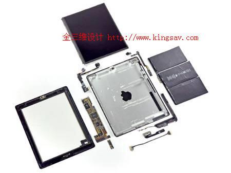 ipad2拆机图,ipad2高清拆机图赏,ipad2拆机图解,苹果平板电脑拆机图片